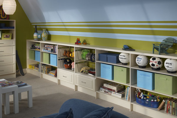 Elite Closets :: Nursery & Kids