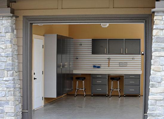 Well Organized Garage