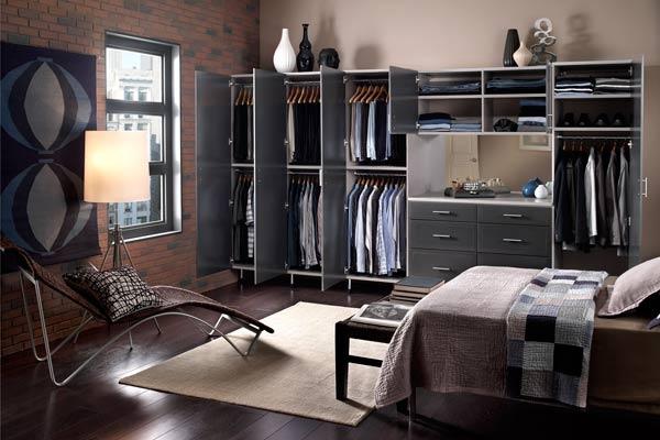Superb Loft Storage Solutions