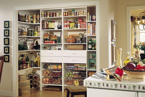 Elite Closets :: Kitchen & Pantry