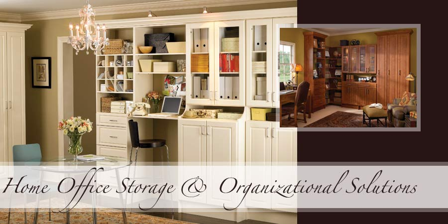 Home Office Storage Solutions